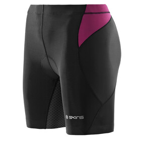 Skins TRI400 Women's Shorts black/orchid